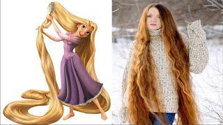 Video Wow, 10 Wanita Ini Mirip Rapunzel di Dunia Nyata MP3, 3GP, MP4, WEBM, AVI, FLV Mei 2018