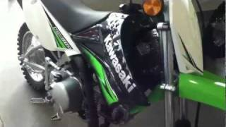 6. 2010 Kawasaki KLX 110 review