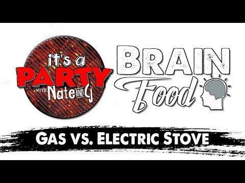 Gas vs Electric Stove