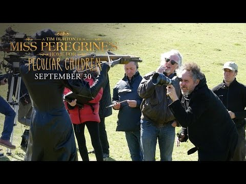 Miss Peregrine's Home for Peculiar Children (Featurette 'The Vision of Tim Burton')