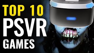 Download Video Top 10 PlayStation VR Games So Far  |  Best PSVR video games MP3 3GP MP4