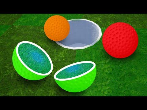 TROLLING JELLY IN GOLF! (Golf It)