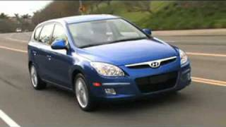2009 Hyundai Elantra Touring - Drive Time Review