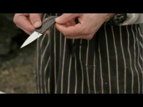 Cooking With Cardsharp Knife By James Nathan (MasterChef Winner 2008)