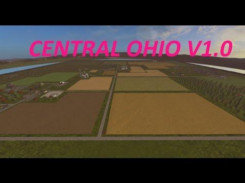 FS17 Central Ohio v1.0