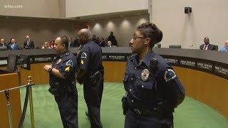 Emotions high at Dallas City Council meeting since Botham Jean's shooting