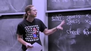 16. Complexity: P, NP, NP-completeness, Reductions