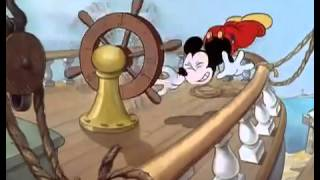 Mickey Mouse Boat Builders  (1938)
