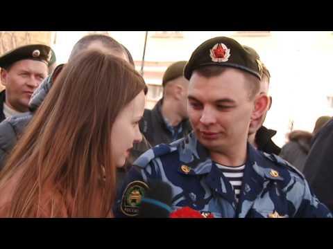 4) День внутренних войск. Вятка Today 27.03.2014 (видео)
