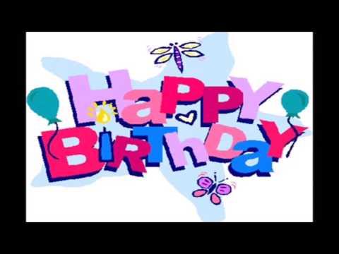 Cumpleaños feliz - feliz cumpleaños como lo cantamos en peru