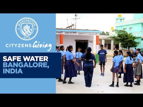 Video: Cityzens Giving | Safe Water in Bangalore