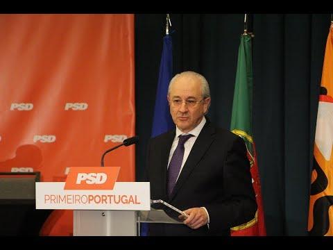Intervenção de Rui Rio no Conselho Nacional do PSD