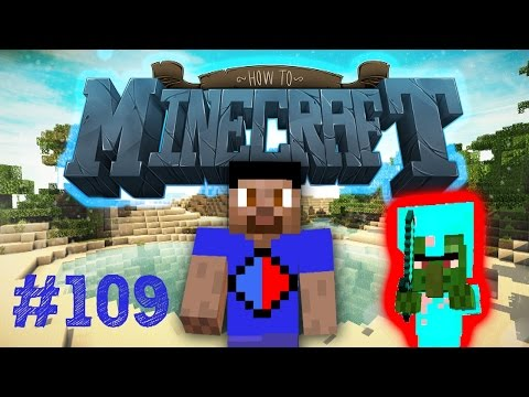 Minecraft SMP HOW TO MINECRAFT #109 'EPIC DUEL & WTF MOMENTS!' with Vikkstar