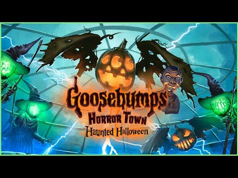 KC Plays! - Goosebumps HorrorTown | Haunted Halloween Event