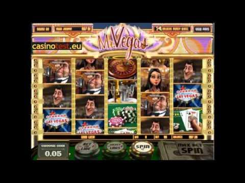 Mr. Vegas Video