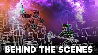 Songs of War: Episode 10 BEHIND THE SCENES (Minecraft Animation Series)
