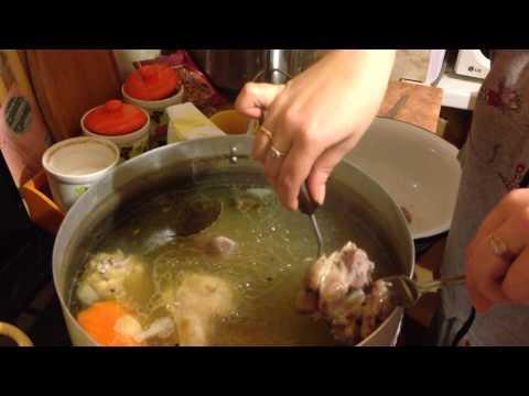 Как варить холодец рецепт с