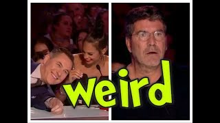 Download Video Britain's Got Talent 2017 - Top 10 Weird  Acts MP3 3GP MP4