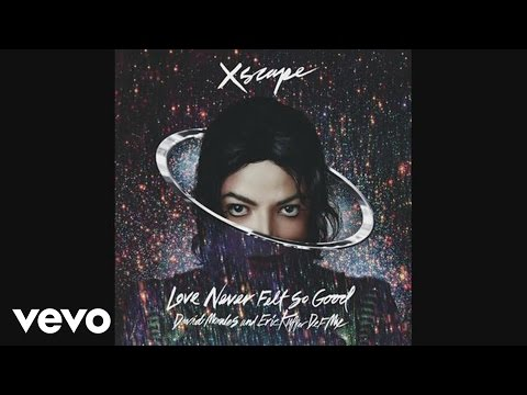 Michael Jackson - Love Never Felt So Good (DM CLASSIC...