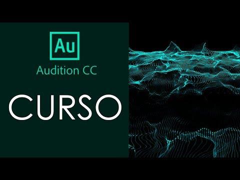 CURSO DE ADOBE AUDITION CC 2019 - COMPLETO
