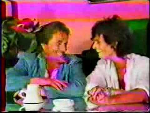 Interview Don Johnson & Michael Des Barres (1985)