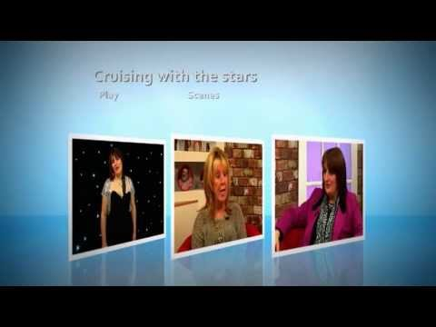 Heather Dee  Opening credits on Cruising with the Stars