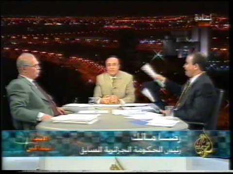 الصراع الحضاري في الجزائر/لقاء زيتوت والهاشمي الشريف 6 من 9