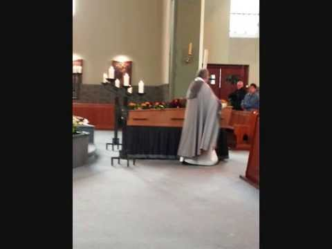 Begrafenis Fer Maessen nov 2014