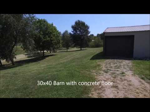 Home with 3 Acres in Smithville Missouri