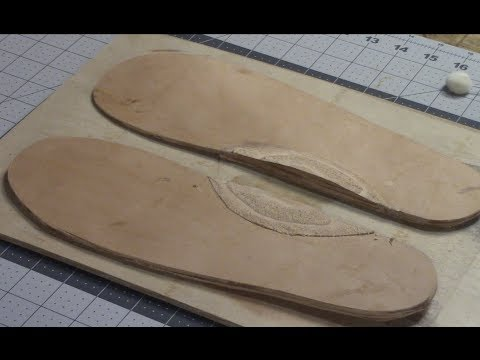 GPW 163 - DIY Leather Insoles (experiment)