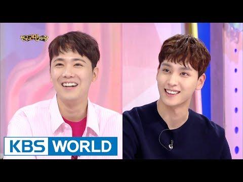 Hello Counselor - Kim Junghwa, Lee Honggi, Choi Minhwan, Han Donggeun [ENG/THAI/2017.06.19] (видео)