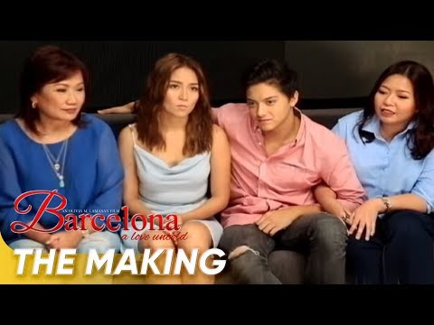 The Making of 'Barcelona: A Love Untold' | 'Barcelona: A Love Untold'