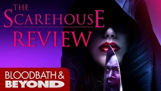 Nonton The Scarehouse  2015    Movie Review Film Subtitle Indonesia Streaming Movie Download