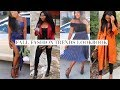 AUTUMN LOOKBOOK: TRENDS | MISSGUIDED | Whitney Wiley