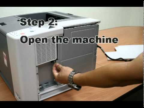 Apacer teaches you to upgrade a HP printer memory