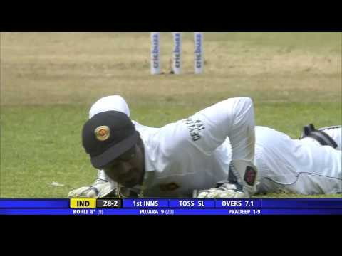 The winning moment - Sri Lanka vs Australia, Match 12, CB Series, 2012