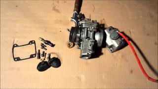 5. Suzuki RM 125 Carburetor Rebuild/Cleaning The Correct Way