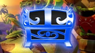 These are all the creation parts you get when placing the Cursed Tiki Temple Imaginite Chest toy on the portal. Subscribe and visit the Legends of Skylands c...