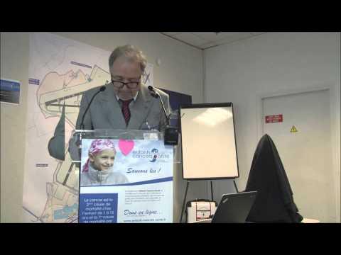 JH Le Guellec et JL Chrétien - Salon du Bourget 2015