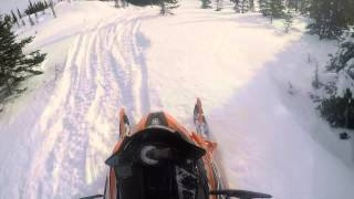8. arctic cat m9000