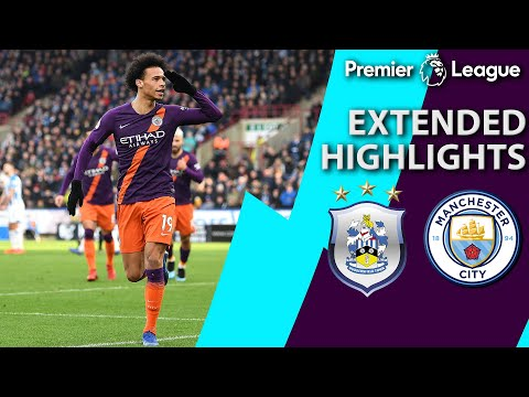 Video: Huddersfield v. Manchester City | PREMIER LEAGUE EXTENDED HIGHLIGHTS | 1/20/19 | NBC Sports