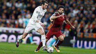 Video Gareth Bale VS Mohamed Salah - Amazing Speed MP3, 3GP, MP4, WEBM, AVI, FLV Mei 2018