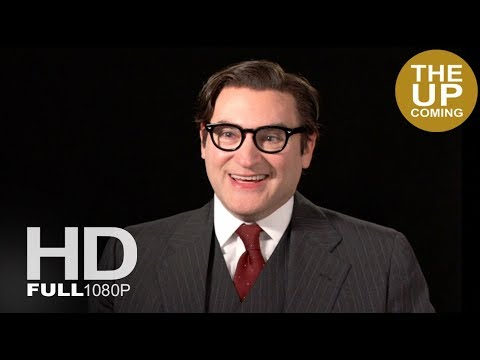 Michael Stuhlbarg interview on The Post, Steven Spielberg, Meryl Streep and Tom Hanks