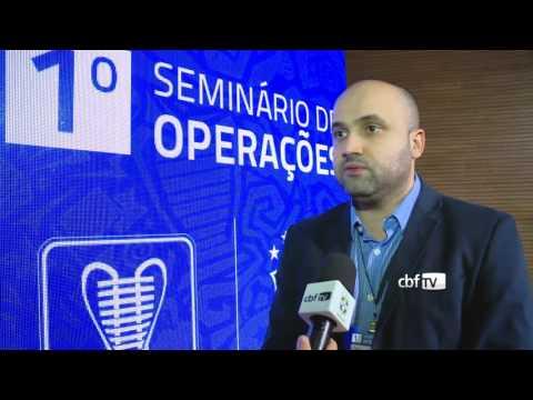 Edi��o da Copa Nordeste 2016 � tema de semin�rio na CBF, no Rio de Janeiro