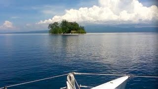 After two months in Vanuatu, I left November 2, 2011, singlehanding from Oyster Island on Santo, heading for Gizo, in the Western Province of the Solomon ...
