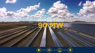 De Aar South Africa  city images : Solar Capital: De Aar solar farm