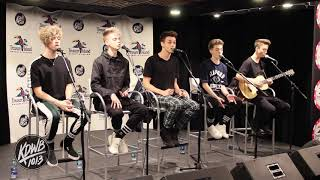 Trust Fund Baby - Why Don't We in the 101.3 KDWB Skyroom