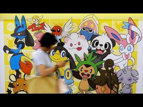 Pokemon Go μανία: Στην Ιαπωνία περιμένουν, στις ΗΠΑ τρακάρουν! – economy
