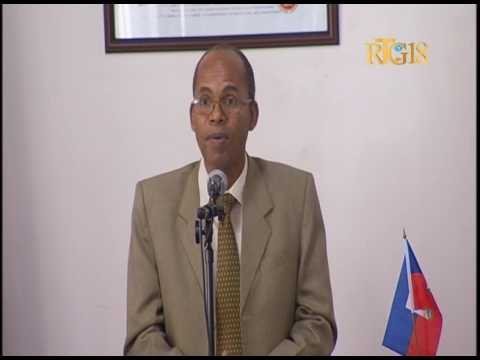 Haiti / Justice.- Superior Council of the Judiciary (CSPJ) / Conference-debate