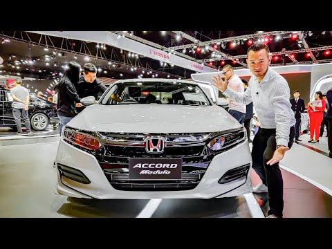 Chi tiết xe Honda Accord 2019 Modulo nhập Thái về Việt Nam giá 1,7 tỷ | XEHAY - Thời lượng: 13 phút.